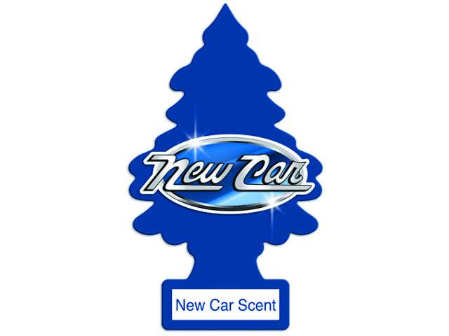 Little Trees New Car