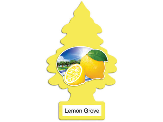 Little Trees Lemon Grove (pacote c/ 24 un)
