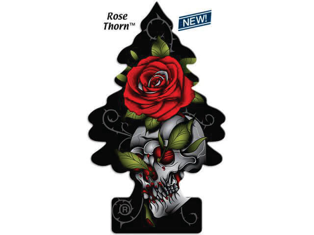 Little Trees Rose Thorn (pacote c/ 24 un)